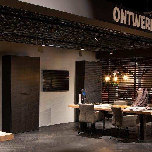 TFD Floortile Ossis 5 pvc vloer visgraat project Piet Klerkx Amersfoort (10)