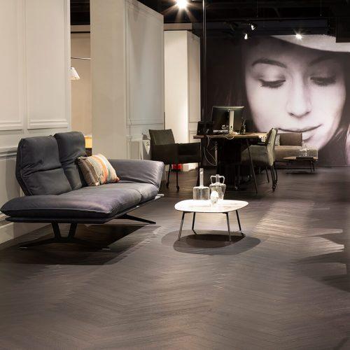 TFD Floortile Ossis 5 pvc vloer visgraat project Piet Klerkx Amersfoort (6)