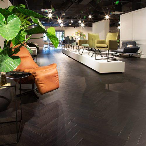 TFD Floortile Ossis 5 pvc vloer visgraat project Piet Klerkx Amersfoort (7)