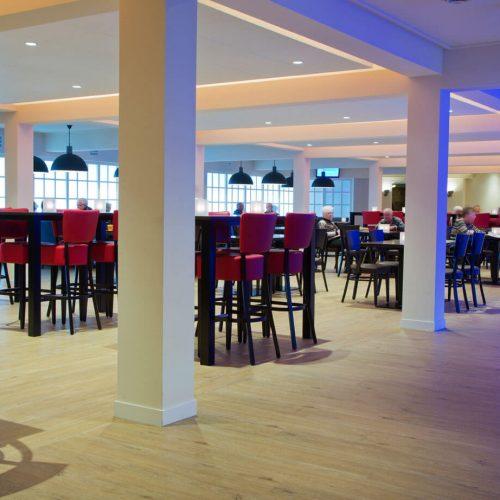 TFD Floortile PVC vloer project Preston Palace (5)