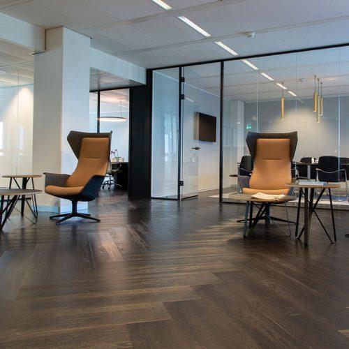 TFD Floortile Pro 5 project Buren Advocaten WTC Amsterdam (2)
