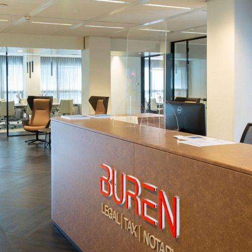TFD Floortile Pro 5 project Buren Advocaten WTC Amsterdam (7)