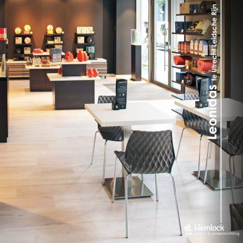 TFD Floortile Pro 6 PVC vloer project Leonidas (10)