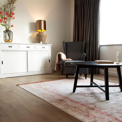 TFD Floortile Pro 8 PVC vloer project Villa van Oranje (2)