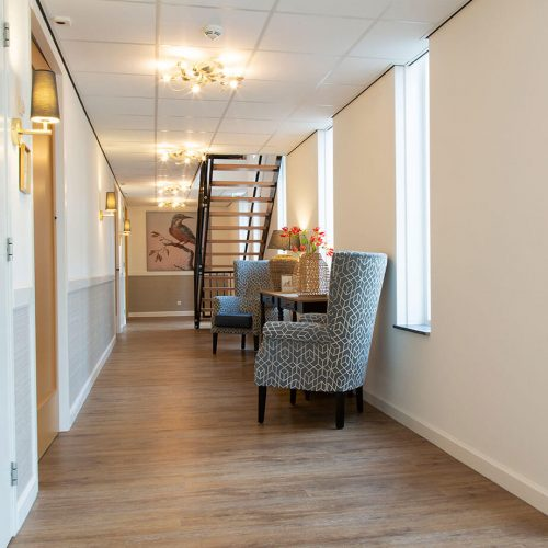 TFD Floortile Pro 8 PVC vloer project Villa van Oranje (4)