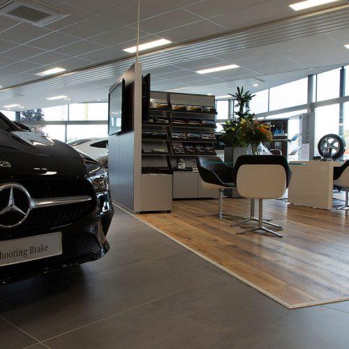 TFD Floortile Pro+45-2 pvc vloer project Wensink Mercedes Benz (3)