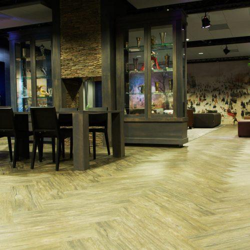 TFD Floortile TW-RE-1691 PVC vloer project KNSB Utrecht (5)