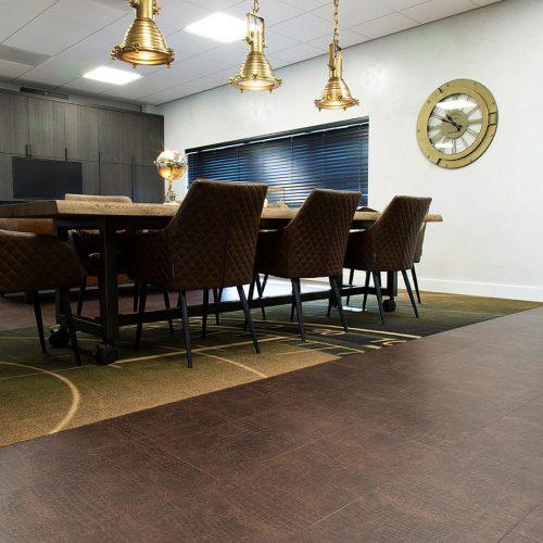 TFD Floortile Touch Leather 1603 pvc vloer project kantoor MPG Mortel BV (10)
