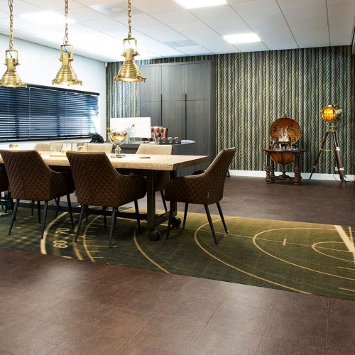 TFD Floortile Touch Leather 1603 pvc vloer project kantoor MPG Mortel BV (4)
