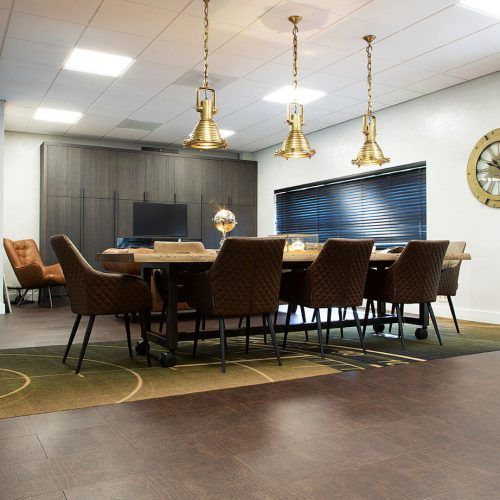 TFD Floortile Touch Leather 1603 pvc vloer project kantoor MPG Mortel BV (8)