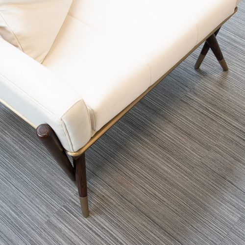 TFD Floortile Woven L+ 401 PVC vloer project Robos Contract Furniture kantoor (7)