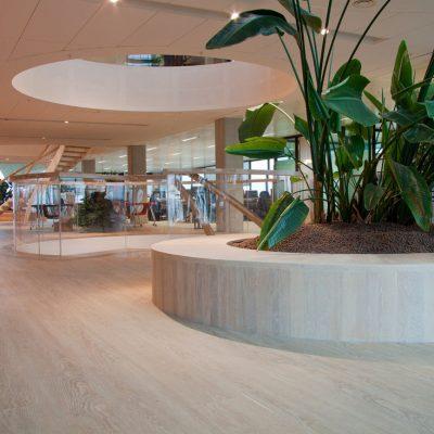 TFD Floortile magnetische PVC vloer project Menzis Groningen (1)