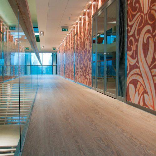 TFD Floortile magnetische PVC vloer project Menzis Groningen (6)