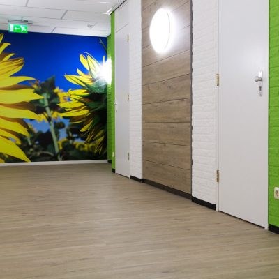 TFD Floortile verlijmbare pvc vloer project Nebo Barneveld (1)