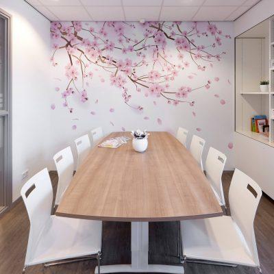 TFD Floortile vloer project Gezondheidscentrum Harderwijk (1)