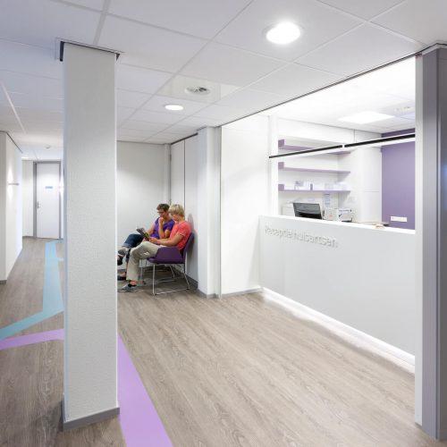 TFD Floortile vloer project Gezondheidscentrum Harderwijk (6)