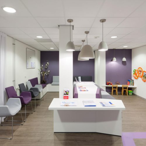 TFD Floortile vloer project Gezondheidscentrum Harderwijk (8)