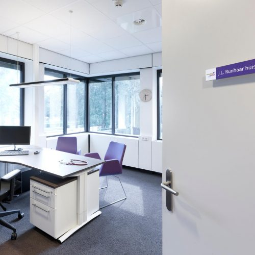 TFD Floortile vloer project Gezondheidscentrum Harderwijk (9)