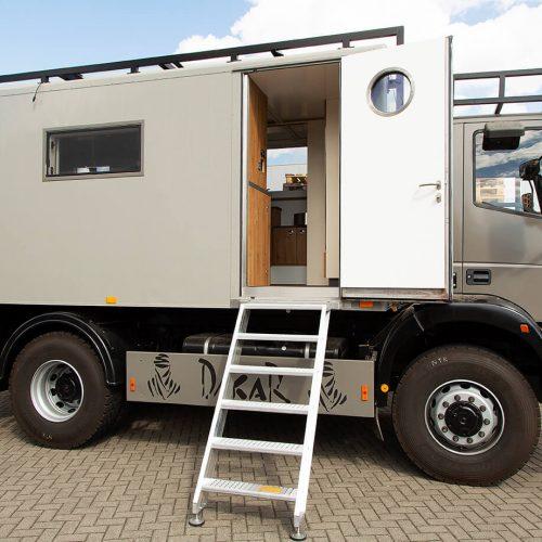 TFD Floortile woven L+ 404 pvc vloer project Ranger Leader Expeditie Trucks (12)