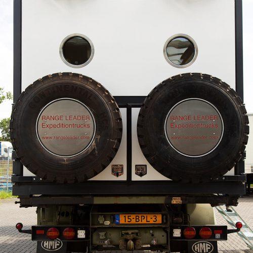 TFD Floortile woven L+ 404 pvc vloer project Ranger Leader Expeditie Trucks (15)