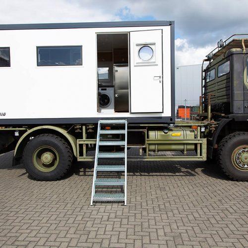 TFD Floortile woven L+ 404 pvc vloer project Ranger Leader Expeditie Trucks (17)