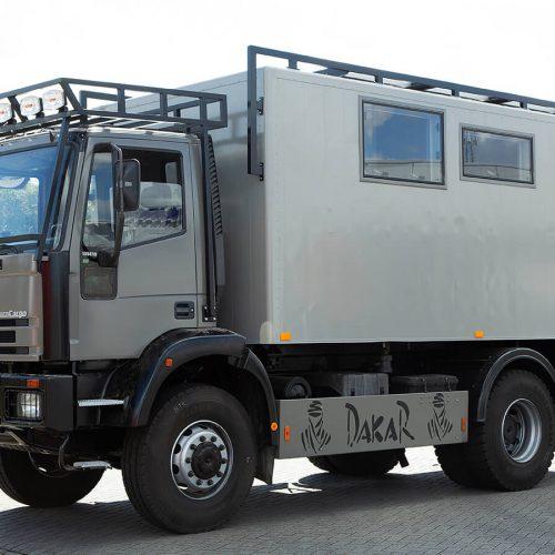 TFD Floortile woven L+ 404 pvc vloer project Ranger Leader Expeditie Trucks (2)