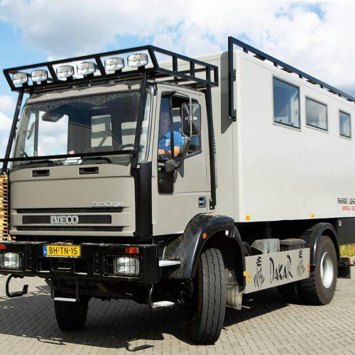 TFD Floortile woven L+ 404 pvc vloer project Ranger Leader Expeditie Trucks (7)
